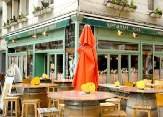 Photo of the February 5, 2016 6:48 PM, Amour de Pomme de Terre, 4 Rue des Halles, 44000 Nantes, France
