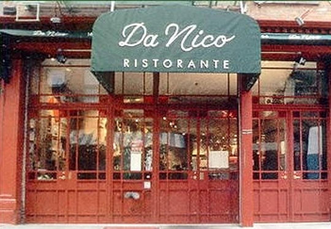 Foto del 5 de febrero de 2016 18:48, Da Nico, 164 Mulberry St, New York, NY 10013, EE. UU.