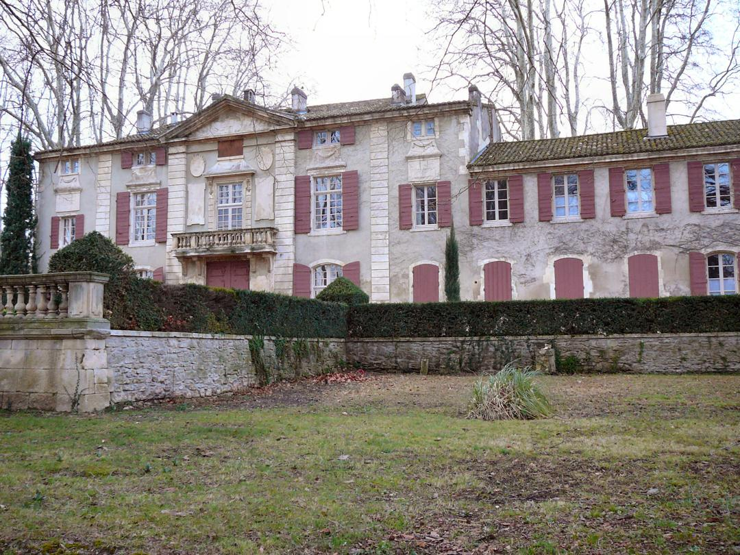 Photo of the February 5, 2016 6:52 PM, Château de Roussan, Route de Tarascon, 13210 Saint-Rémy-de-Provence, France