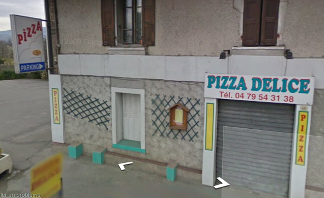 Photo of the February 5, 2016 6:52 PM, Pizza Délice - Snack Délice - Shooter's, 1580 Route d'Annecy, 73410 La Biolle, France