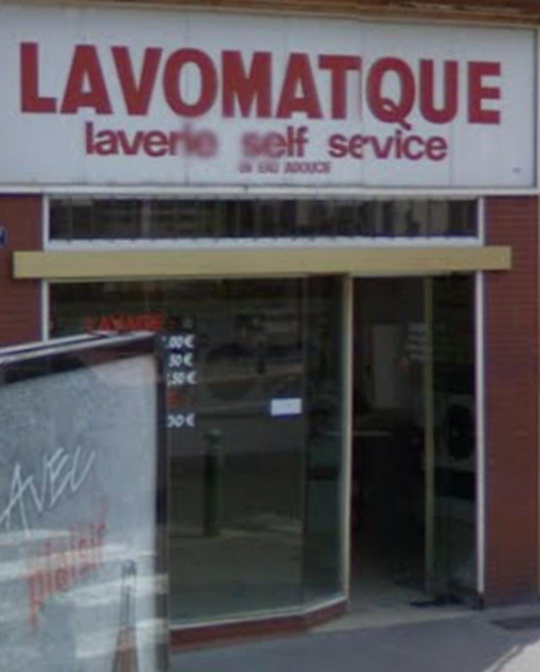 Laundry - lavomatique , Chambéry