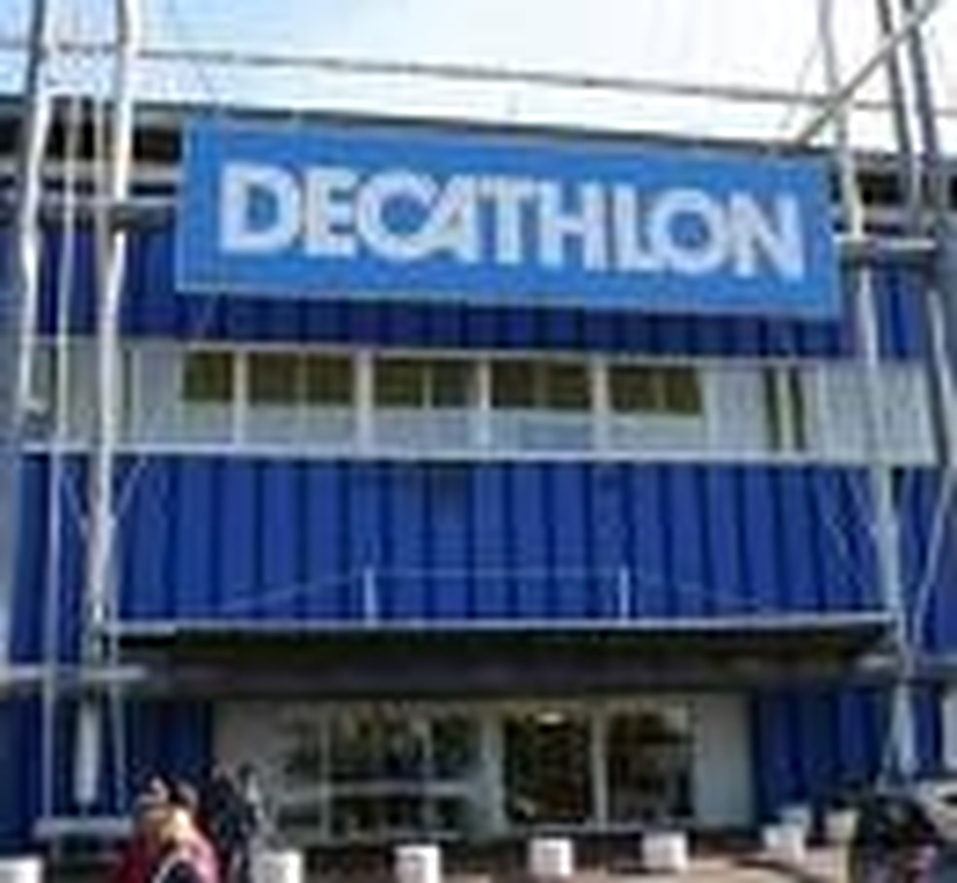 Photo du 5 février 2016 18:48, Decathlon Atlantis Saint Herblain, Zone Commerciale Atlantis, Place Océane, 44800 Saint-Herblain, France