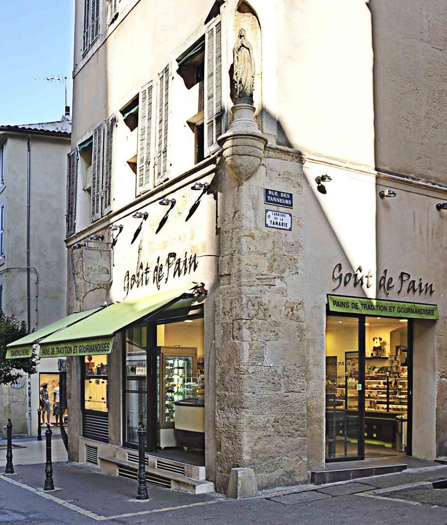 Foto vom 5. Februar 2016 18:55, Goût de Pain Aix Centre, 42 Rue Espariat, 13100 Aix-en-Provence, Frankreich