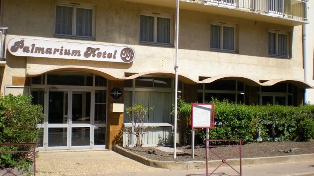 Foto vom 5. Februar 2016 18:55, le palmarium hotel **, 44 Avenue du Vallespir, 66110 Amélie-les-Bains-Palalda, Frankreich