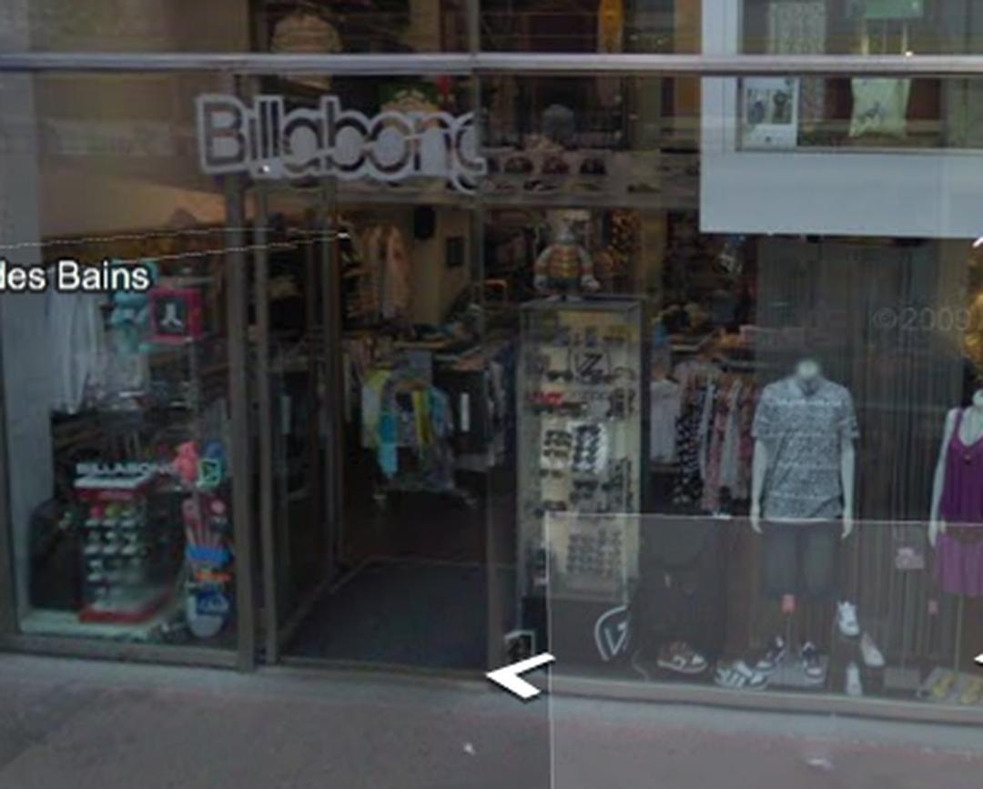 Foto vom 5. Februar 2016 18:52, Billabong Pro Shop, 2 Rue de la République, 74000 Annecy, Frankreich