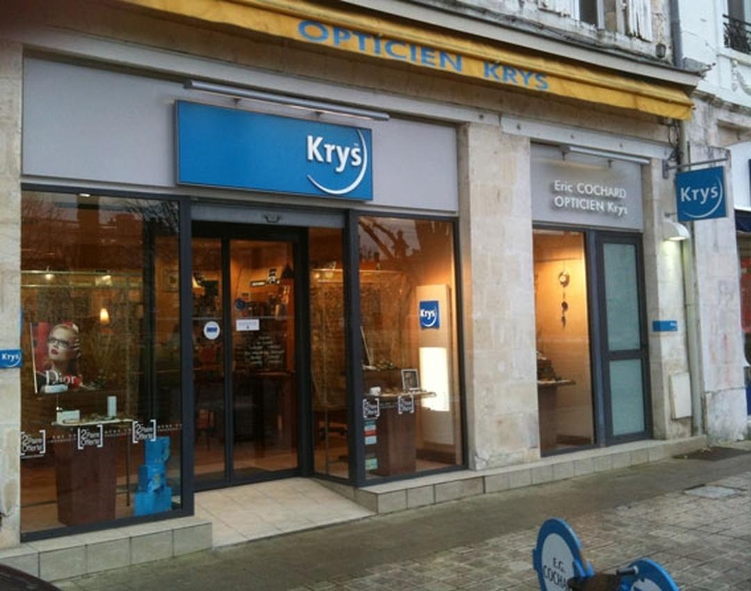 Opticien - Opticien Krys , Rochefort SUR MER