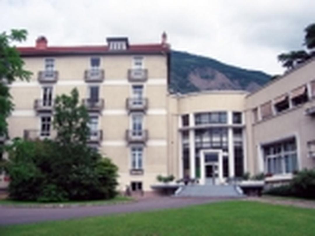 Hôpital - Clinique du Grésivaudan - Pôle Psychiatrie , La Tronche
