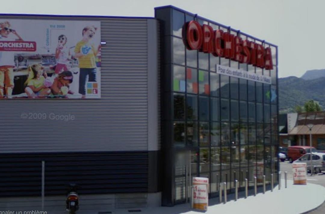 Toy Store - ORCHESTRA , Saint-Alban-Leysse