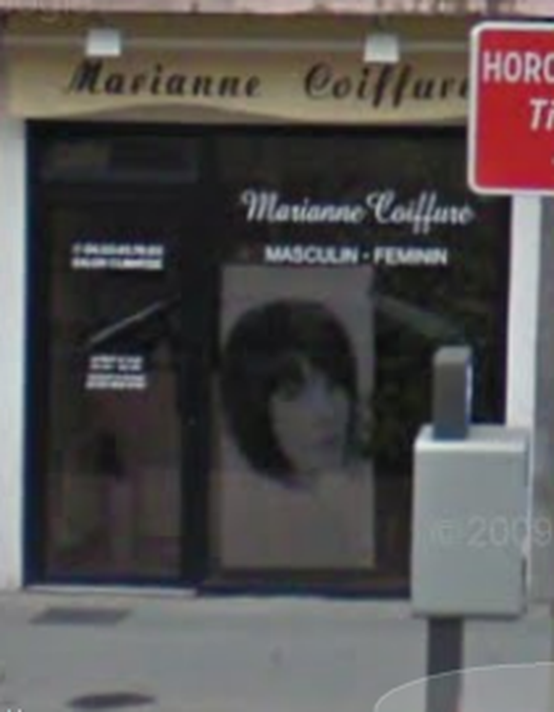 Foto del 5 de febrero de 2016 18:52, La Coupe Marianne Coiffure, 16 Avenue de Chambéry, 74000 Annecy, Francia