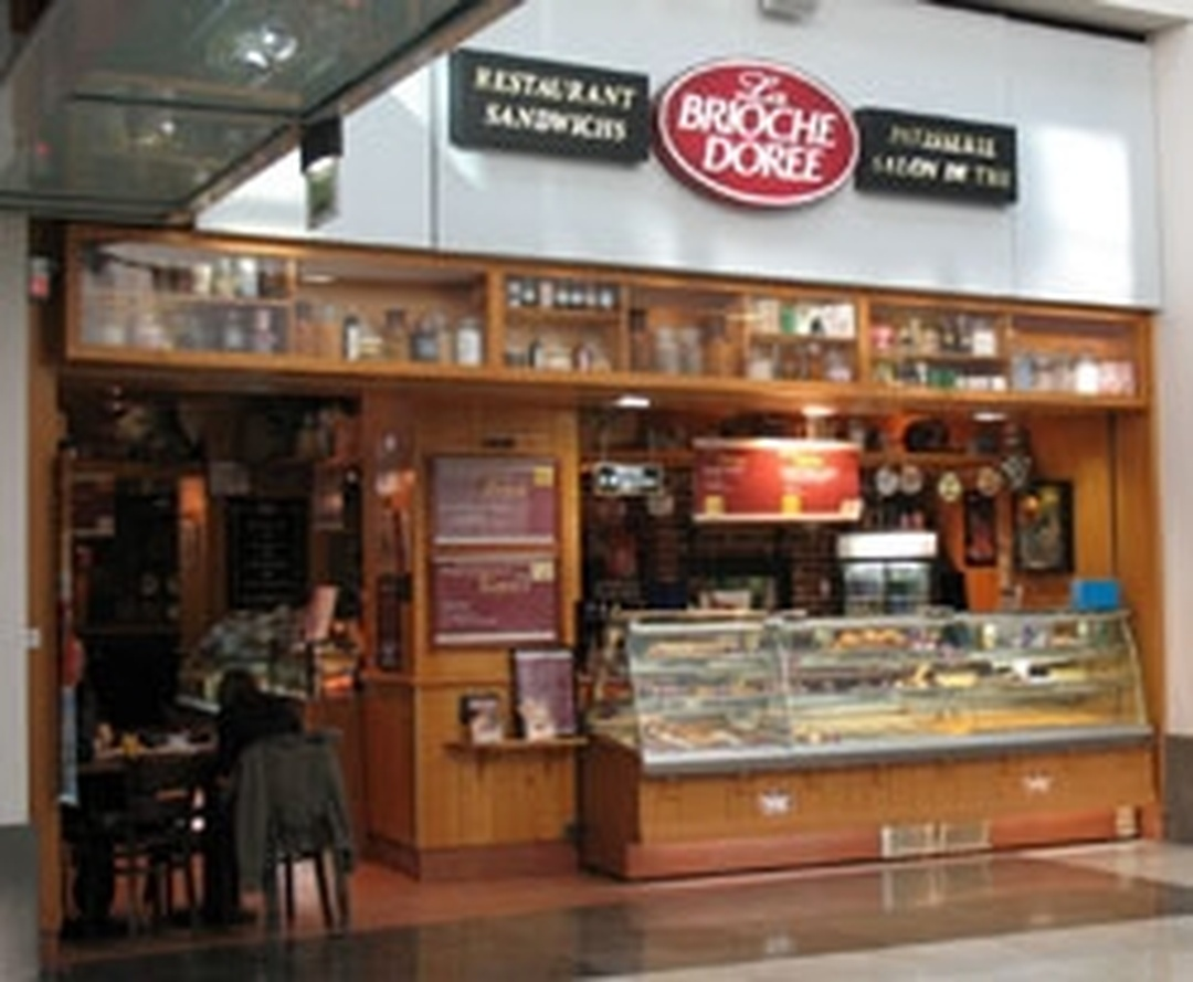 Fast Food Restaurant - La Brioche Dorée , Annecy