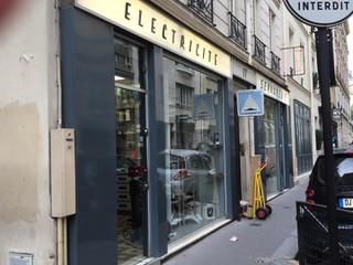 Foto vom 2. November 2017 10:58, electricite & serrurerie, 17 Rue Saint-Didier, Paris, France