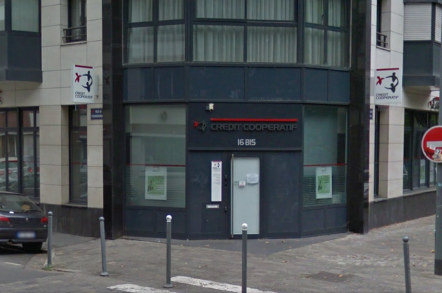 Foto vom 6. Juni 2017 13:42, Crédit Coopératif, 16 bis Rue de Tenremonde, 59800 Lille, France
