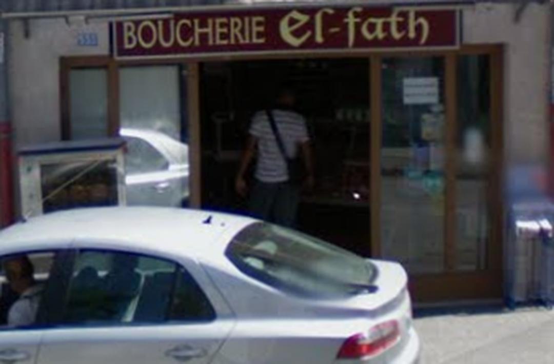 Photo of the February 5, 2016 6:53 PM, boucherie halal , 533 Fbg Montmélian, 73000 Chambéry, France
