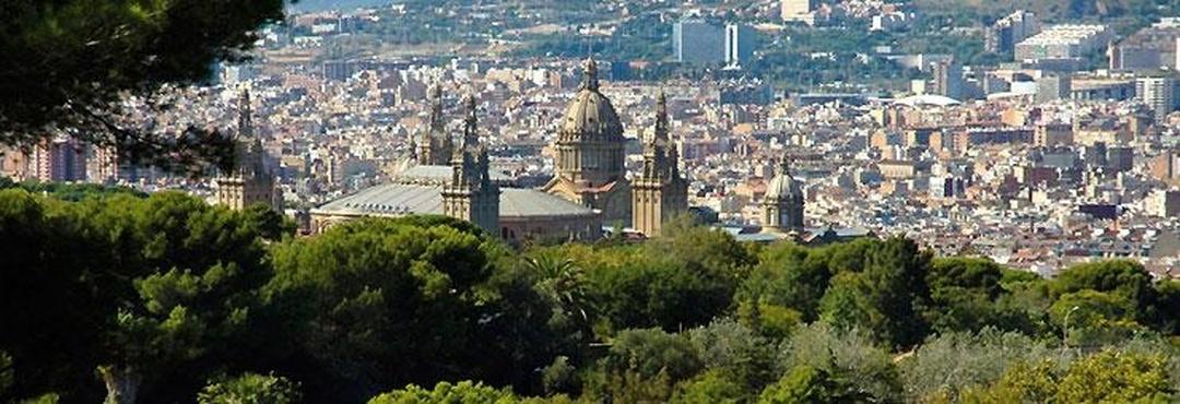 National Park - Montjuïc , Barcelone