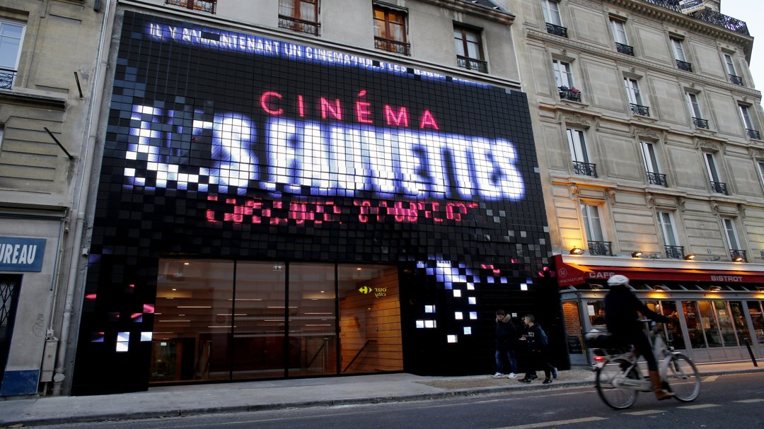Photo of the June 22, 2016 10:30 AM, Cinéma Gaumont Les Fauvettes, 58 Avenue des Gobelins, 75013 Paris, France