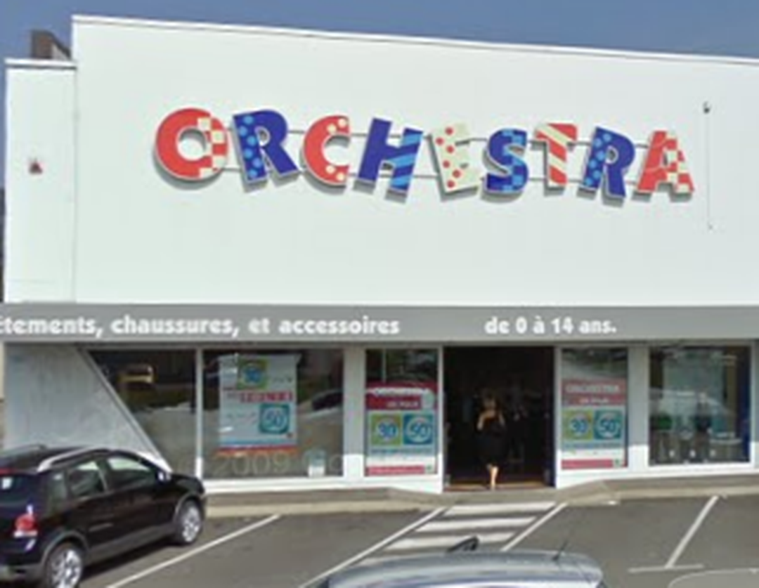 Foto vom 5. Februar 2016 18:52, Orchestra, 100 Avenue du Mont Blanc, 01710 Thoiry, Frankreich