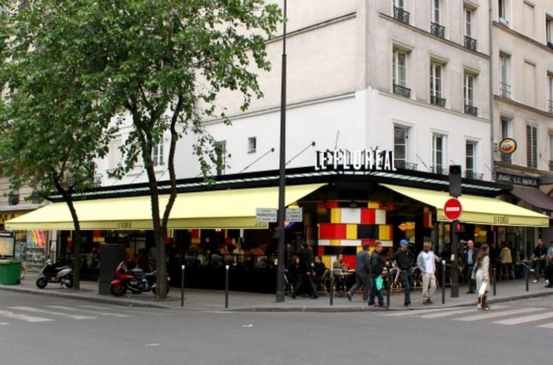Foto del 5 de febrero de 2016 18:56, Le Floréal, 73 Rue du Faubourg du Temple, 75010 Paris, Frankreich