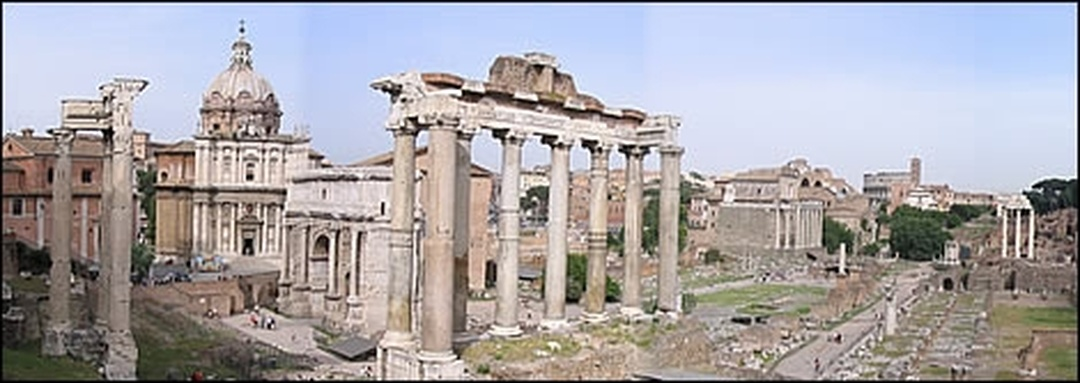 Foto vom 5. Februar 2016 18:50, Roman Forum, Via della Salara Vecchia, 5/6, 00186 Roma, Italien