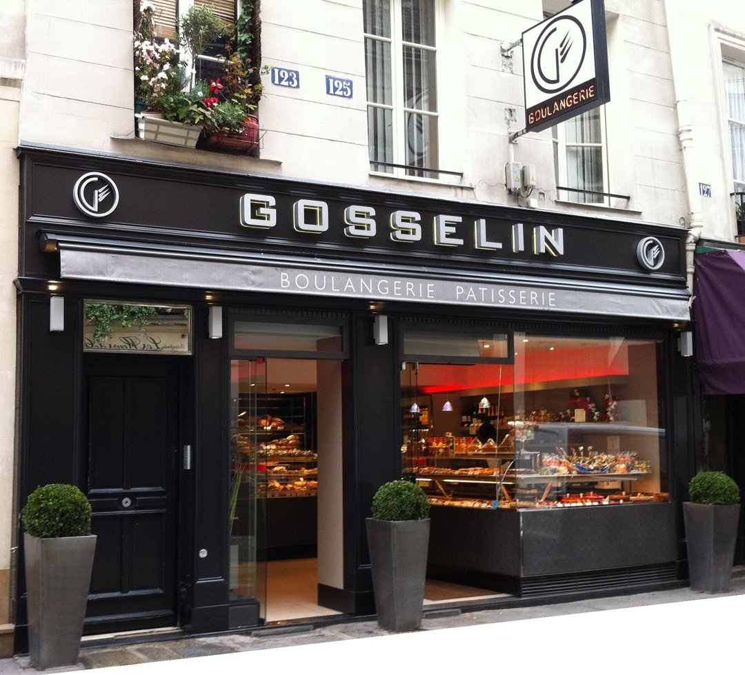 Photo du 3 août 2016 20:11, Boulangerie Gosselin Caumartin, 28 Rue de Caumartin, 75009 Paris, France