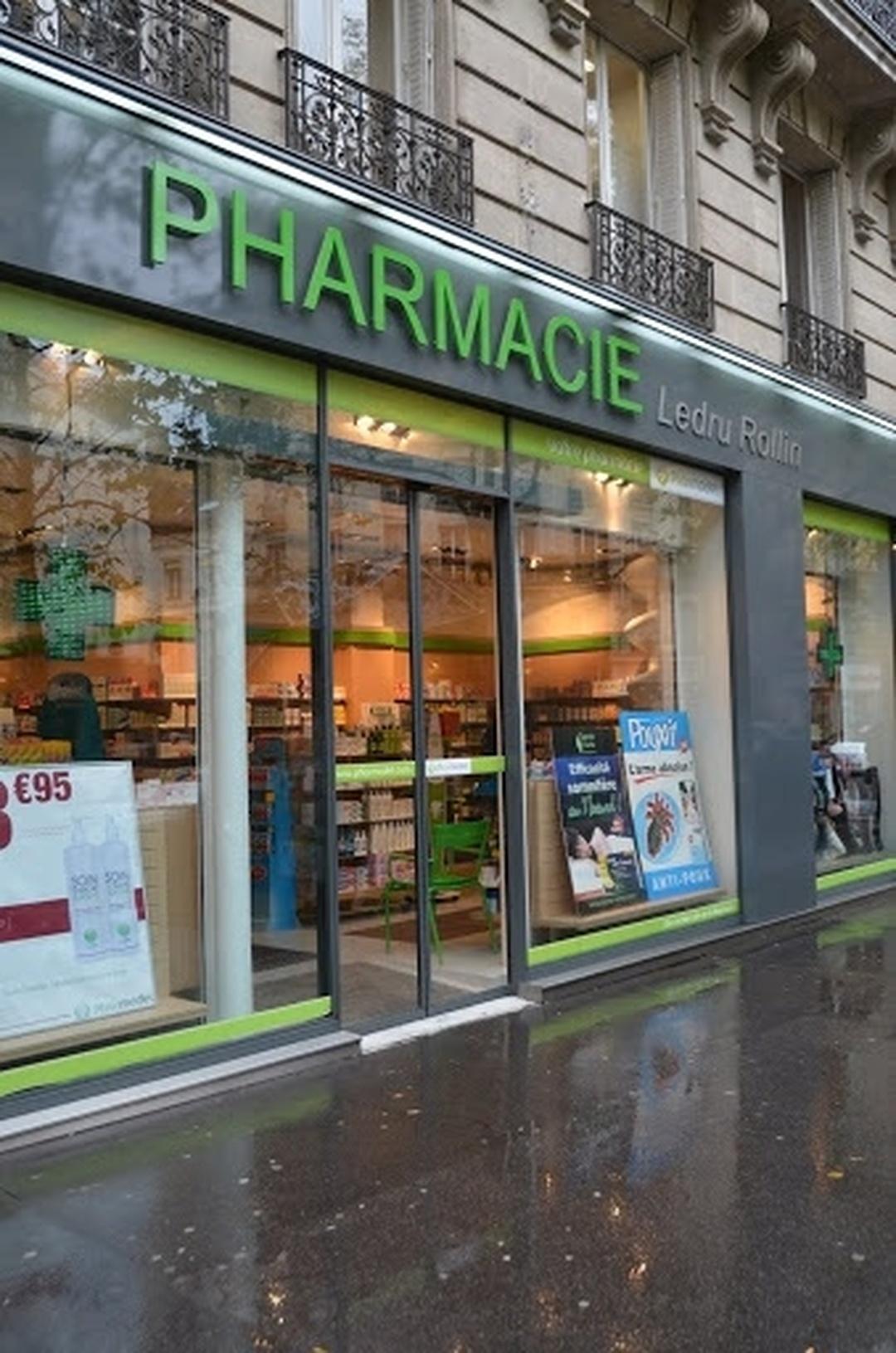 Pharmacie - Pharmacie Ledru Rollin , Paris