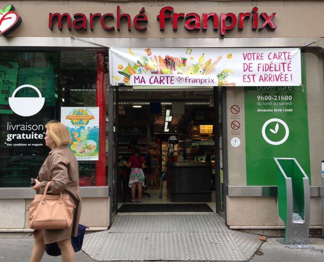 Photo du 5 février 2016 18:56, Franprix, 61-63 Avenue Ledru-Rollin, 75012 Paris, France