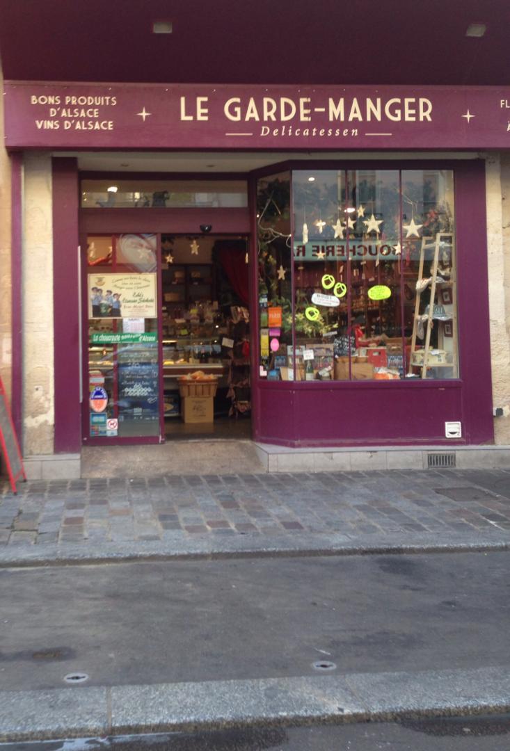 Photo du 5 février 2016 18:56, Le Garde-Manger, 17 Rue d'Aligre, 75012 Paris, France