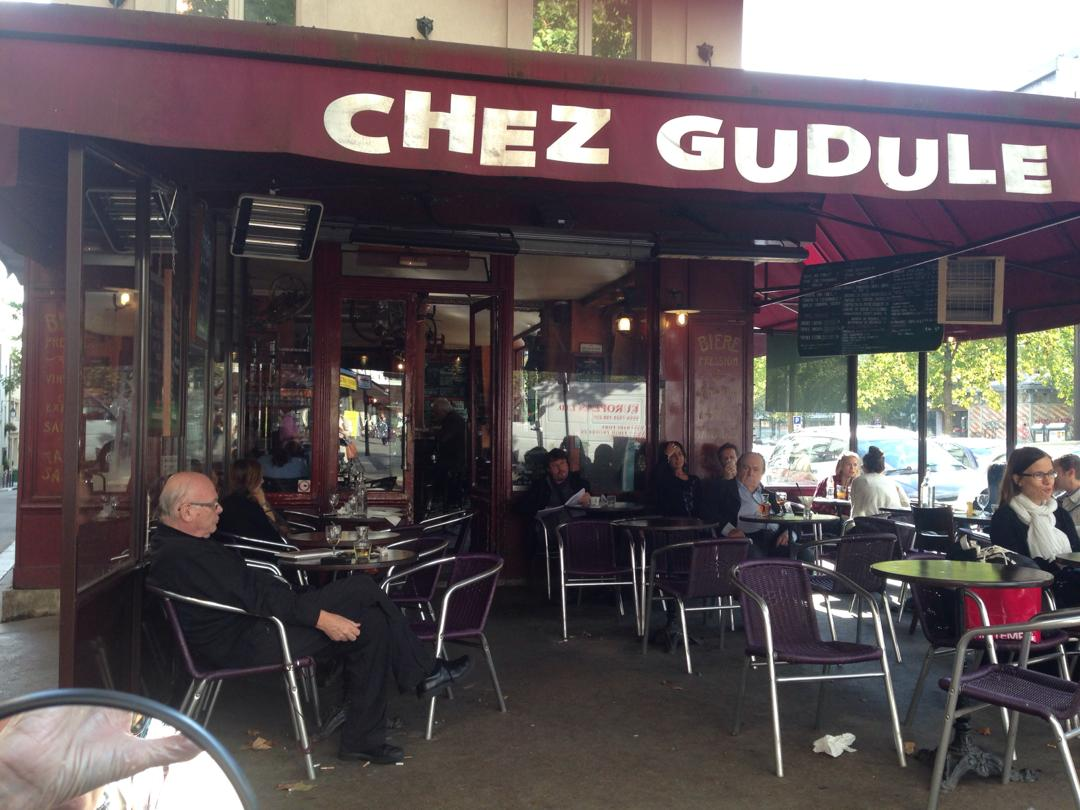 Photo of the February 5, 2016 6:56 PM, Chez Gudule, 58 Boulevard de Picpus, 75012 Paris, France