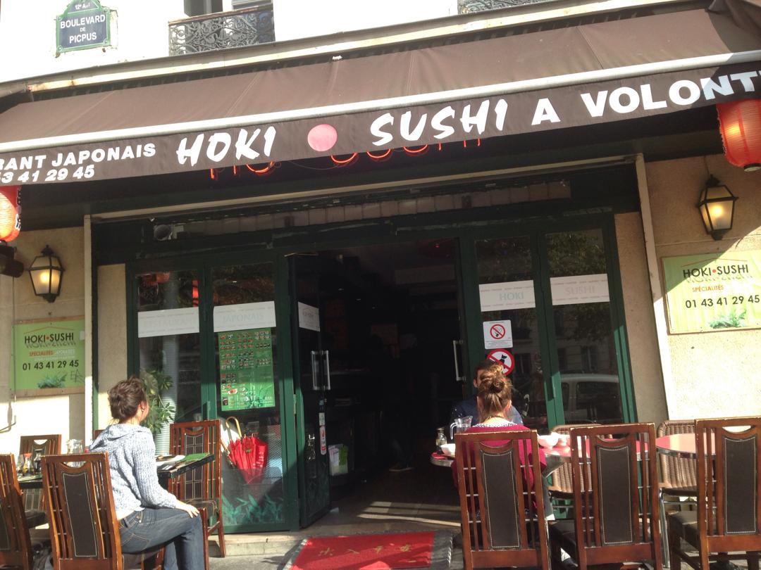 Foto del 5 de febrero de 2016 18:56, Hoki Sushi, 60 Boulevard de Picpus, 75012 Paris, Francia