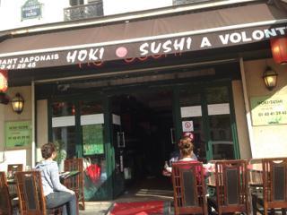 Foto del 5 de febrero de 2016 18:56, Hoki Sushi, 60 Boulevard de Picpus, 75012 Paris, France