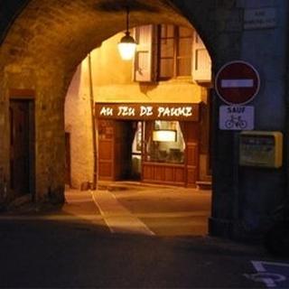 Photo du 5 février 2016 18:57, Au Jeu de Paume, 4 Rue Saint-Antoine, 12100 Millau, France