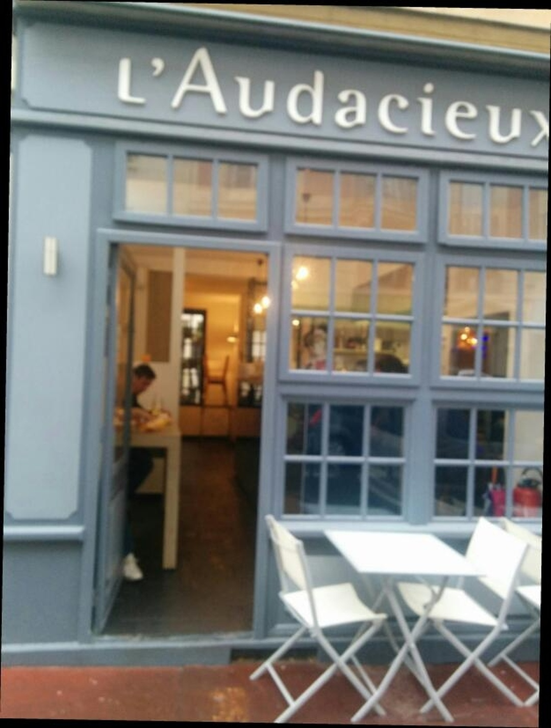 Foto vom 5. Februar 2016 18:57, L'Auda, 51 Rue Danton, 92300 Levallois-Perret, Frankreich