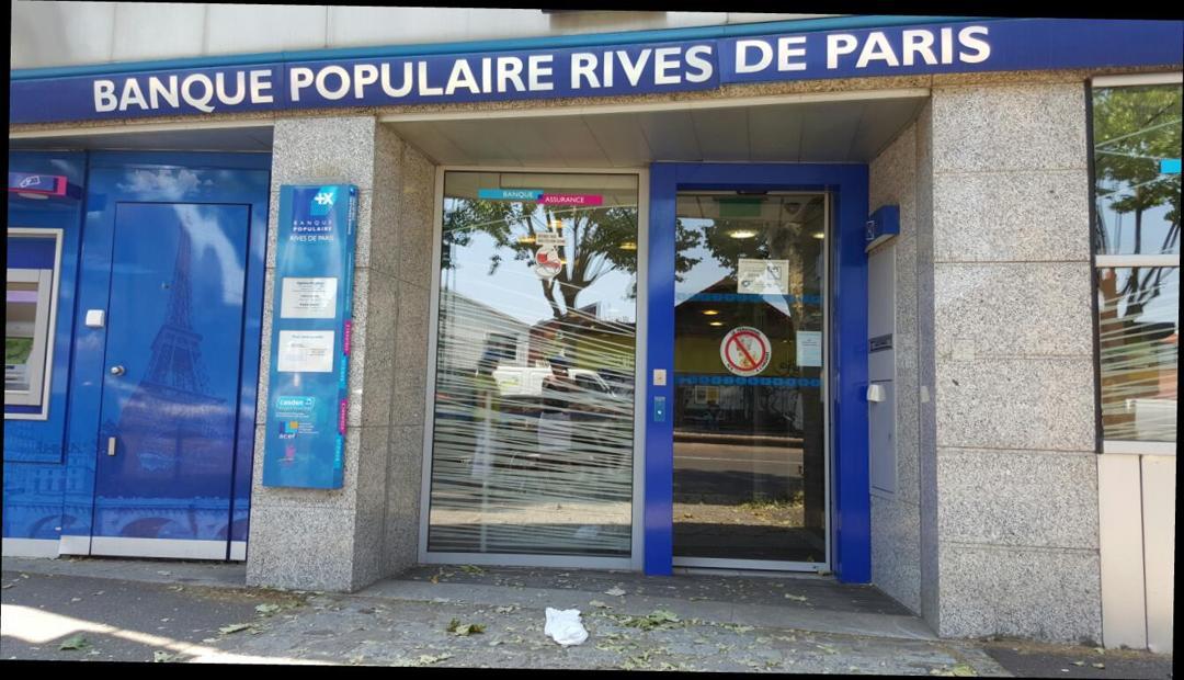 Photo du 5 février 2016 18:56, Banque Populaire Rives De Paris, 92220 Bagneux, France