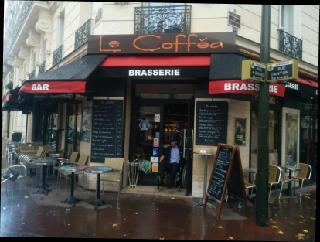 Photo du 5 février 2016 18:57, Le Coffea, 26 Rue Aristide Briand, 92300 Levallois-Perret, France