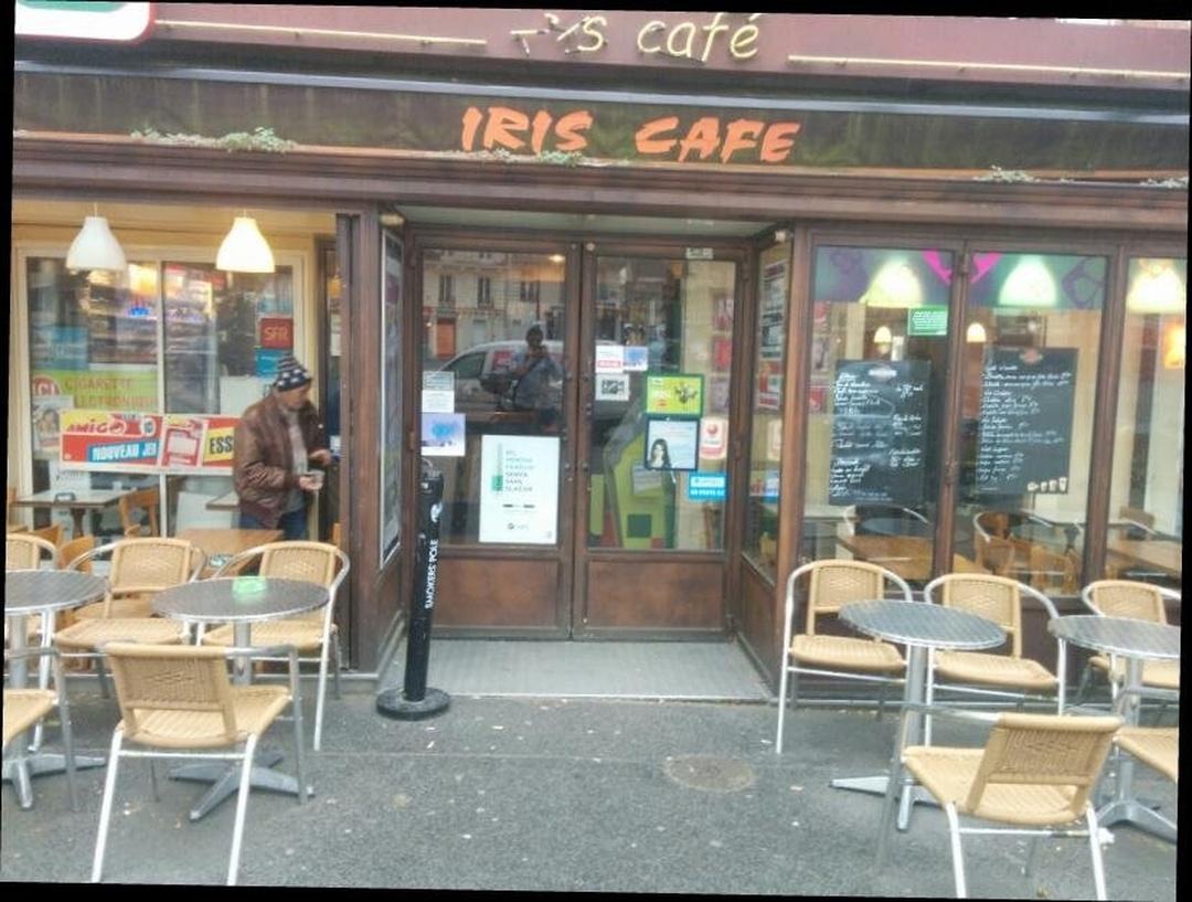 Photo du 24 mai 2016 16:13, Iris Café, 2 Boulevard de Picpus, 75012 Paris, France