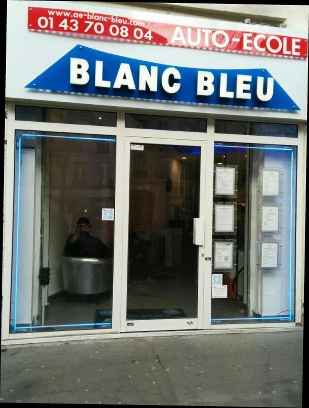 Foto vom 24. Mai 2016 22:49, AUTO ECOLE BLANC BLEU, 187 Boulevard Voltaire, 75011 Paris, Frankreich