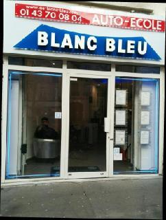 Foto vom 24. Mai 2016 22:49, AUTO ECOLE BLANC BLEU, 187 Boulevard Voltaire, 75011 Paris, France