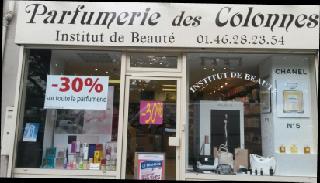 Foto del 5 de febrero de 2016 18:57, Parfumerie des Colonnes, 10 Cours de Vincennes, 75012 Paris, Frankreich