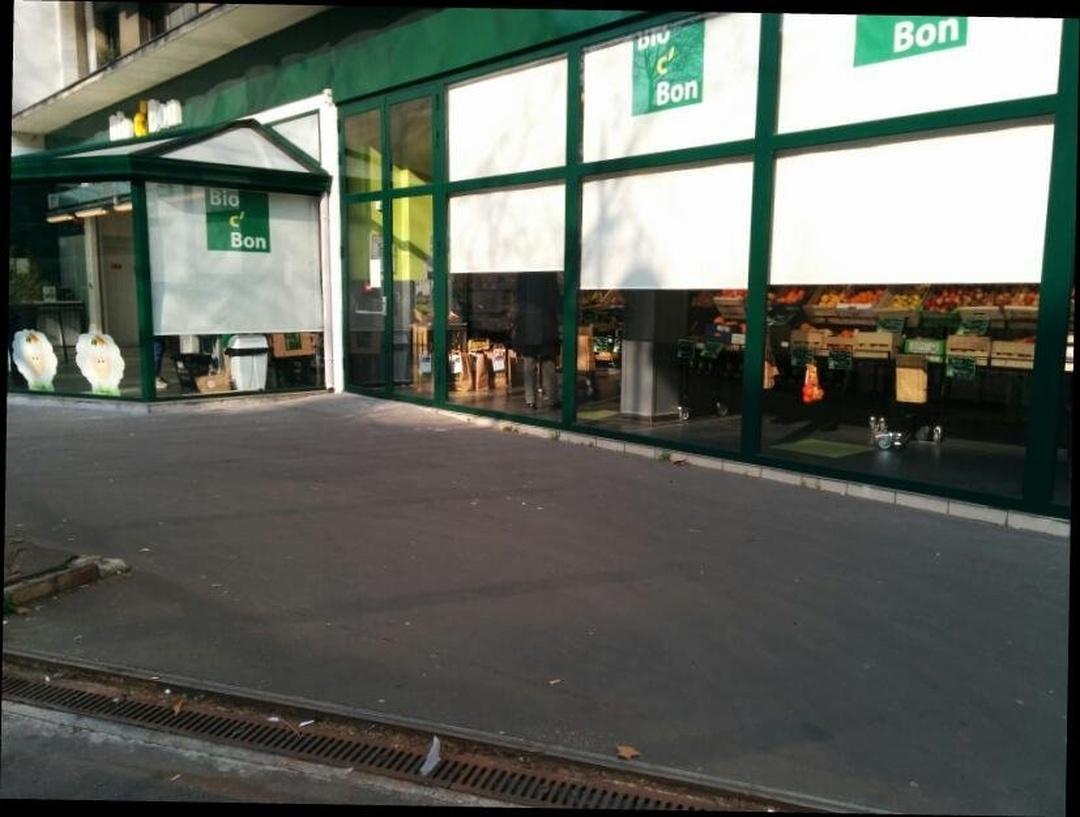 Photo of the May 24, 2016 10:49 PM, Bio c' Bon, 189-191 Boulevard Voltaire, 75011 Paris, France