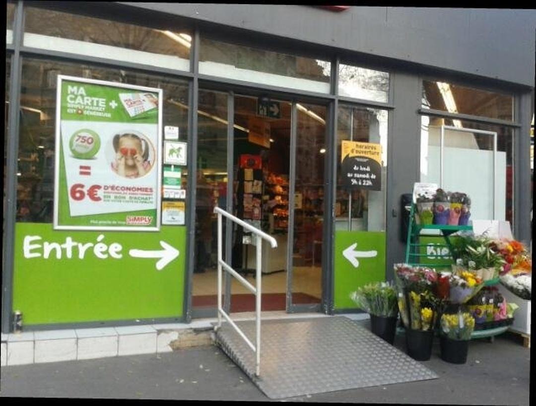 Photo du 24 mai 2016 16:15, Simply Market Paris Tolbiac, 204 - 206 Rue de Tolbiac, 75013 Paris, France