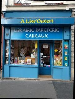 Photo du 24 mai 2016 22:49, Bookstore Livr'Ouvert, 171 Bis Boulevard Voltaire, 75011 Paris, France