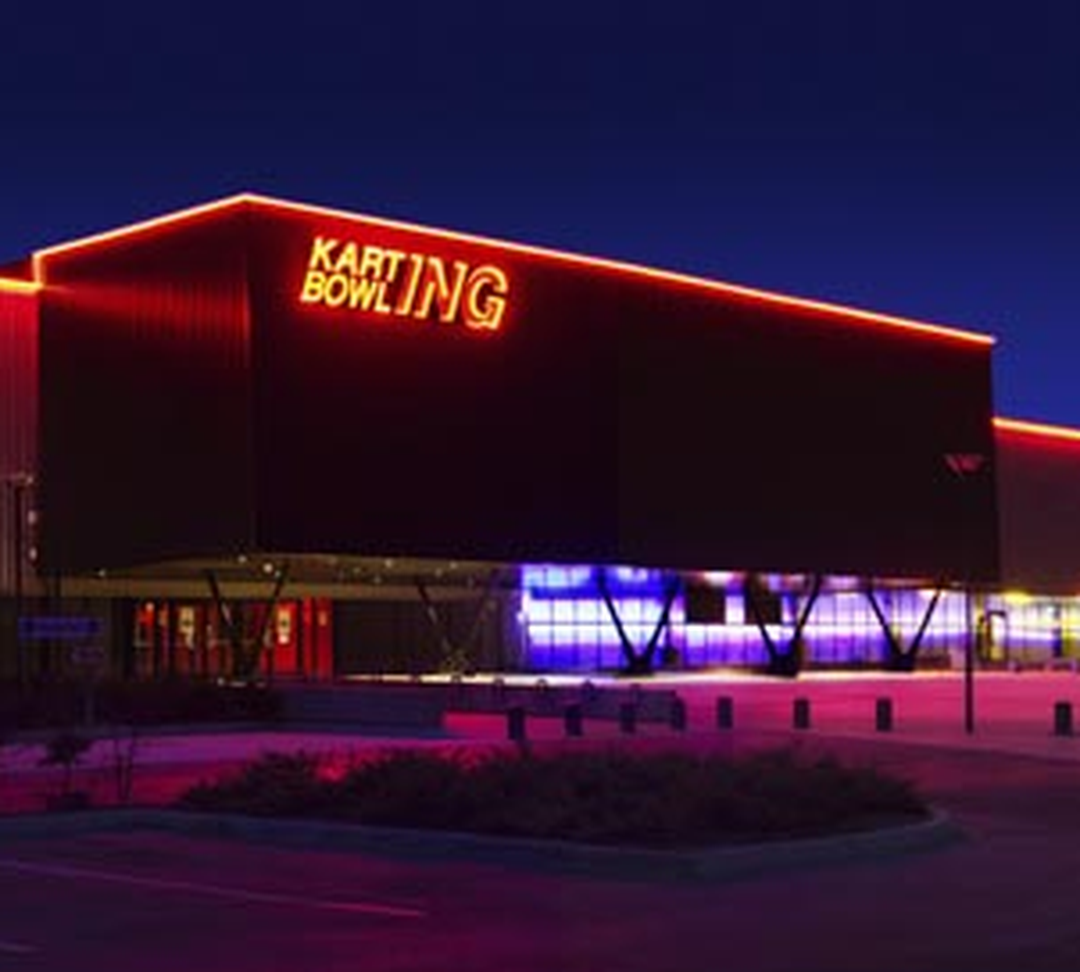 Bowling Alley - Speed Park , Jaux