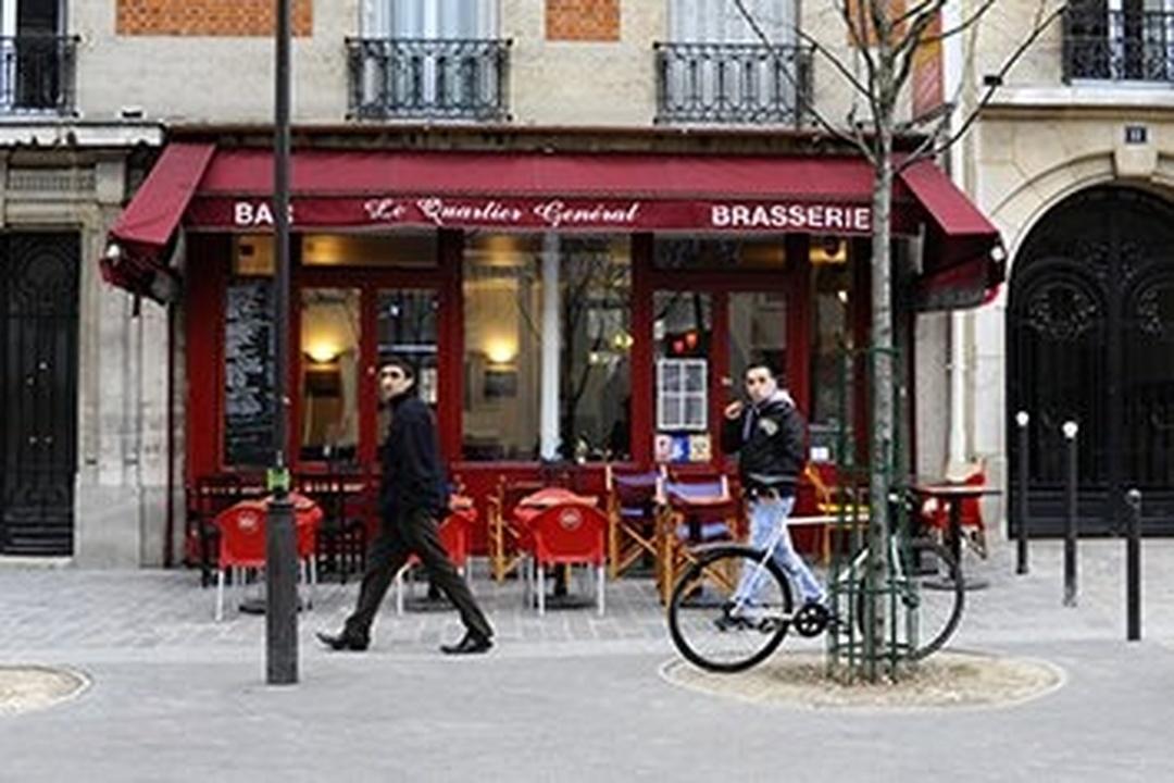 Foto del 5 de febrero de 2016 18:55, Le Quartier General, 9 Rue Sorbier, 75020 Paris, Francia