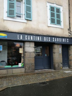Photo du 20 janvier 2018 20:21, la cantine des sardines, Place des Jacobins, 29600 Morlaix, France