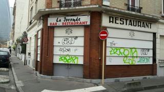 Foto del 15 de noviembre de 2017 12:21, la joconde, Rue Eugène Caron, Courbevoie, France