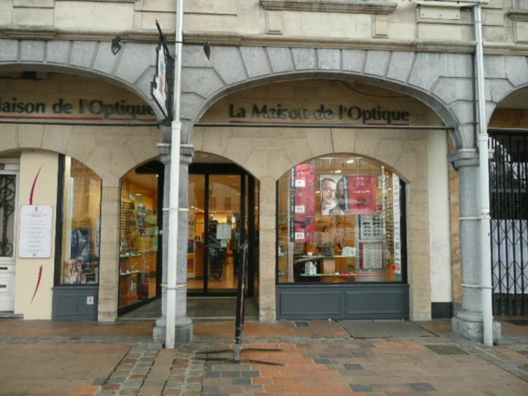 Store - La Maison De L'optique , Arras