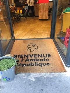 Photo du 20 août 2017 19:39, l'anticafe, 6 Rue du Château d'Eau, Paris, France