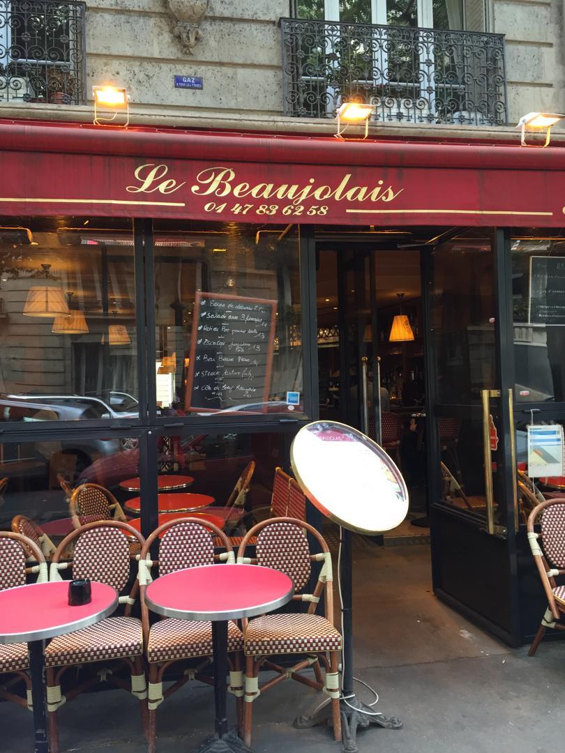 Photo of the February 5, 2016 6:57 PM, Restaurant Le Beaujolais, 28 Avenue de Suffren, 75015 Paris, France