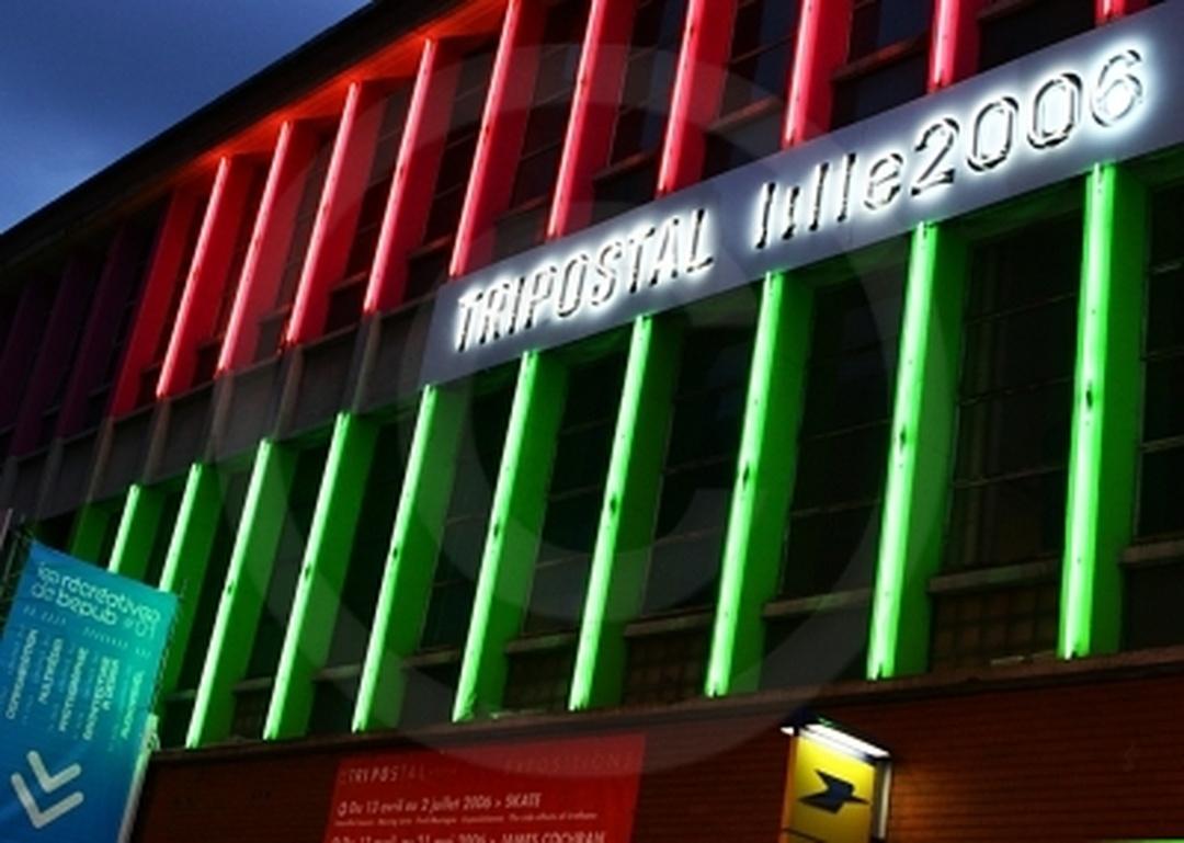 Musée - Le Tripostal , Lille