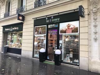 Photo du 6 juin 2017 13:44, liz & lorenz opticiens, 11 Bis Boulevard Haussmann, 75009 Paris, Francia