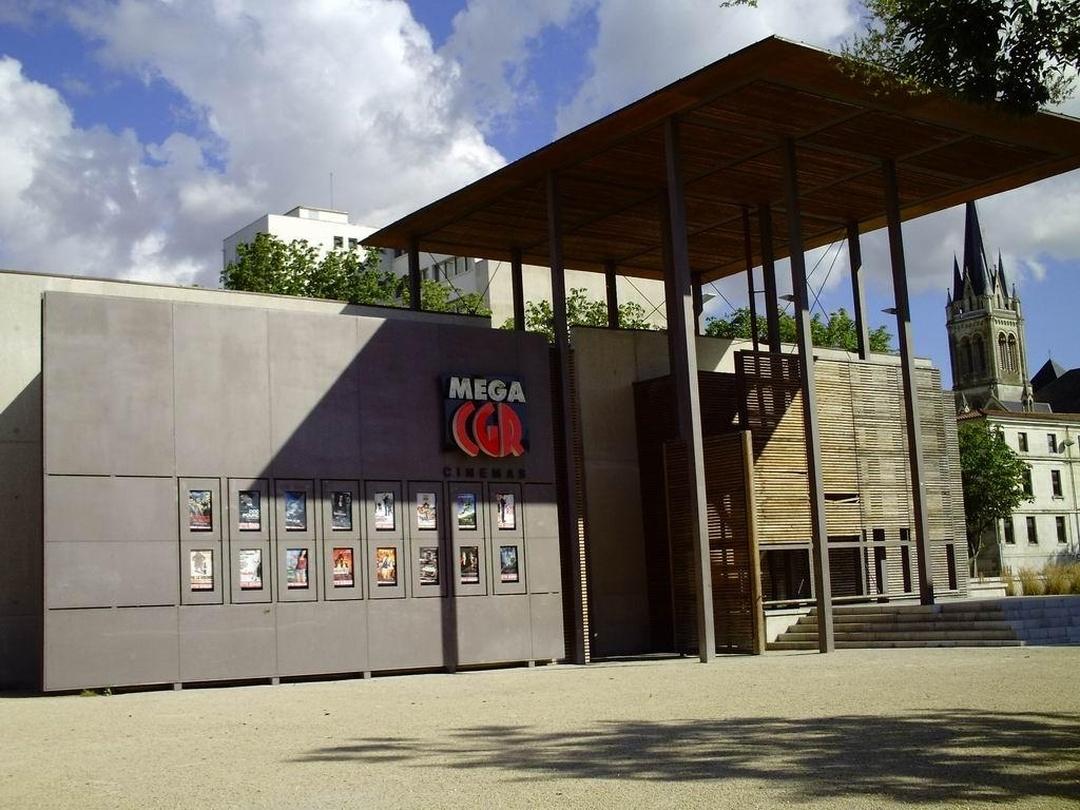 Foto vom 5. Februar 2016 18:53, Cinéma CGR Niort, Espl. du Jardin de la Brèche, 79000 Niort, Frankreich